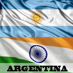 Embajada de la india en Argentina